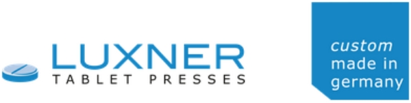 LUXNER tablet presses - custom made in germany